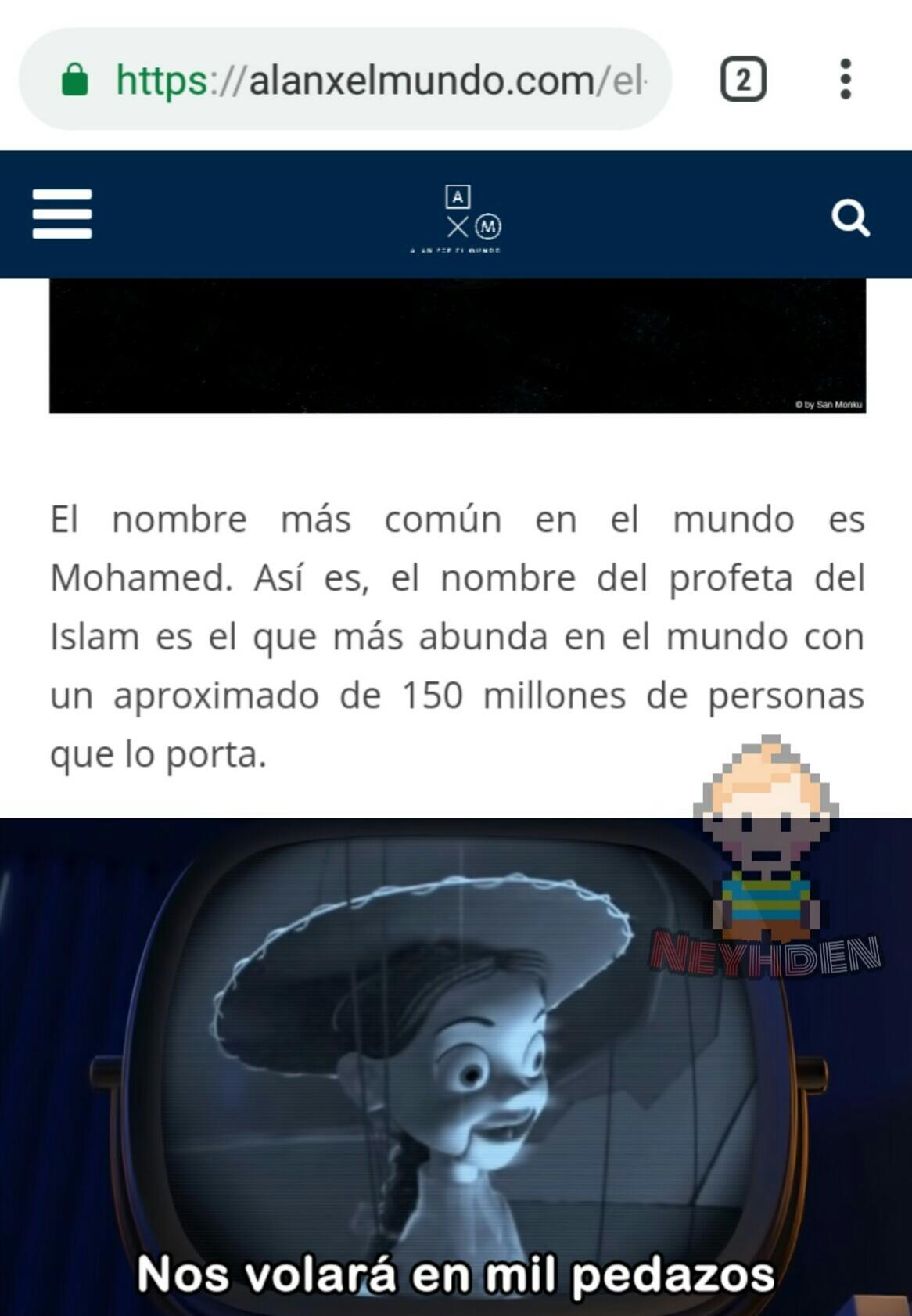 Allahu Akbar - meme