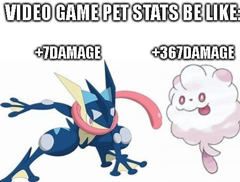 Pokemon is nuts - meme