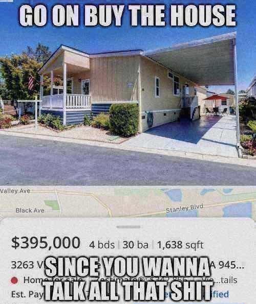 30 bathrooms???? wtf - meme