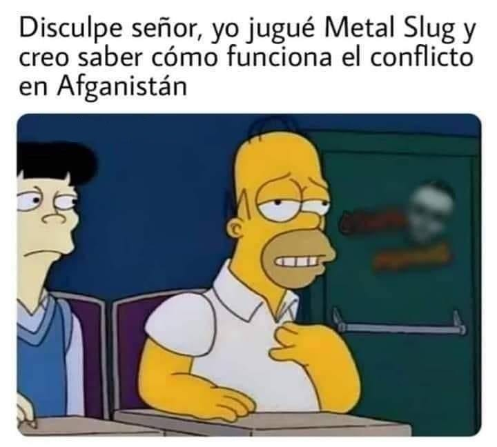 METAL SLUG - meme