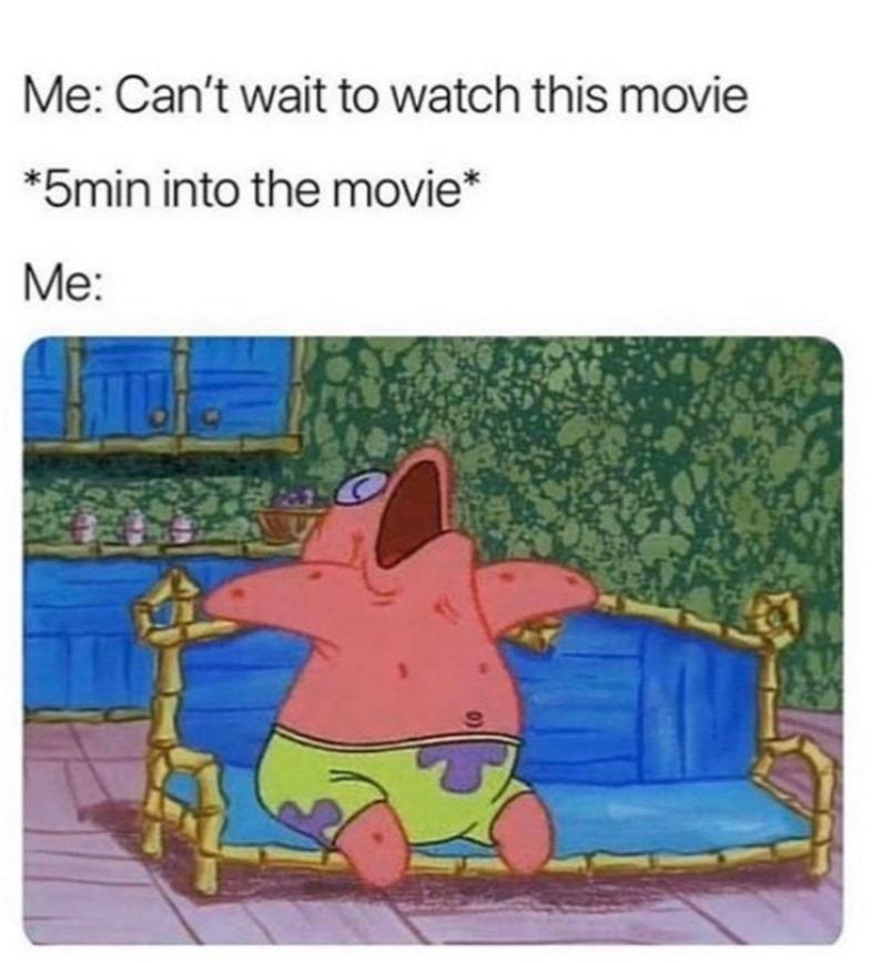 Can't wait to watch this movie | gagbee.com - meme