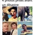 Le désastre c'est que le gamin sur la photo lui dit qu'il est athée