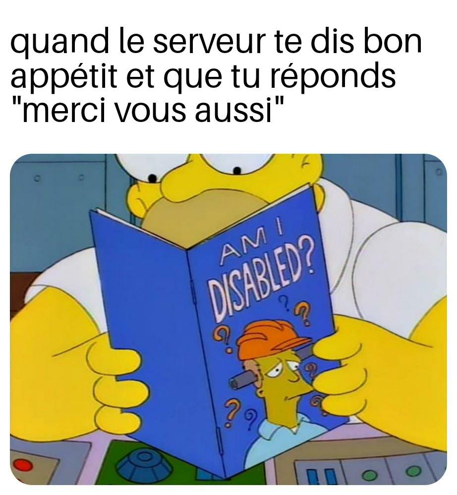 Bon appétit - meme