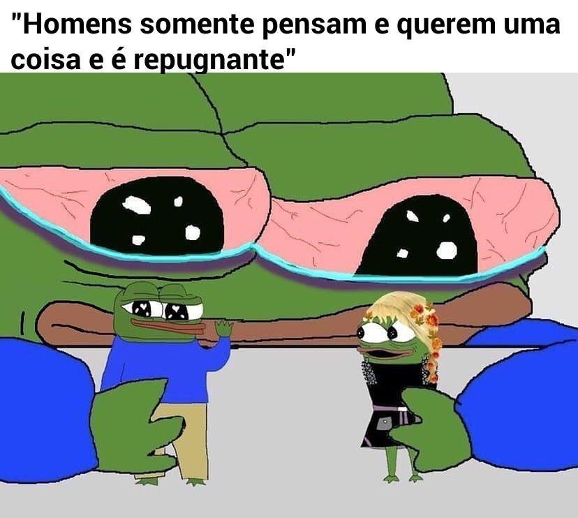 Repugnante - meme