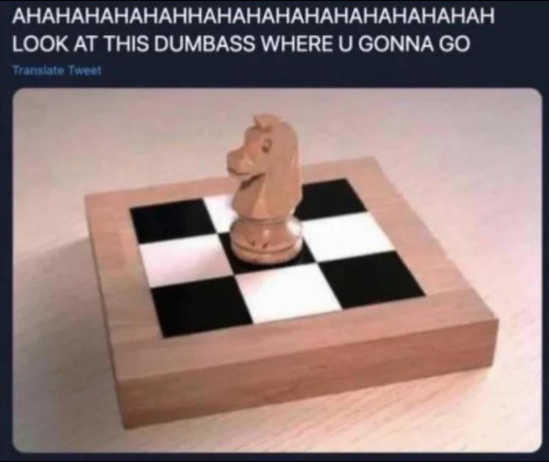 Dumb as an oak - meme