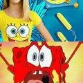 Poor SpongeBob