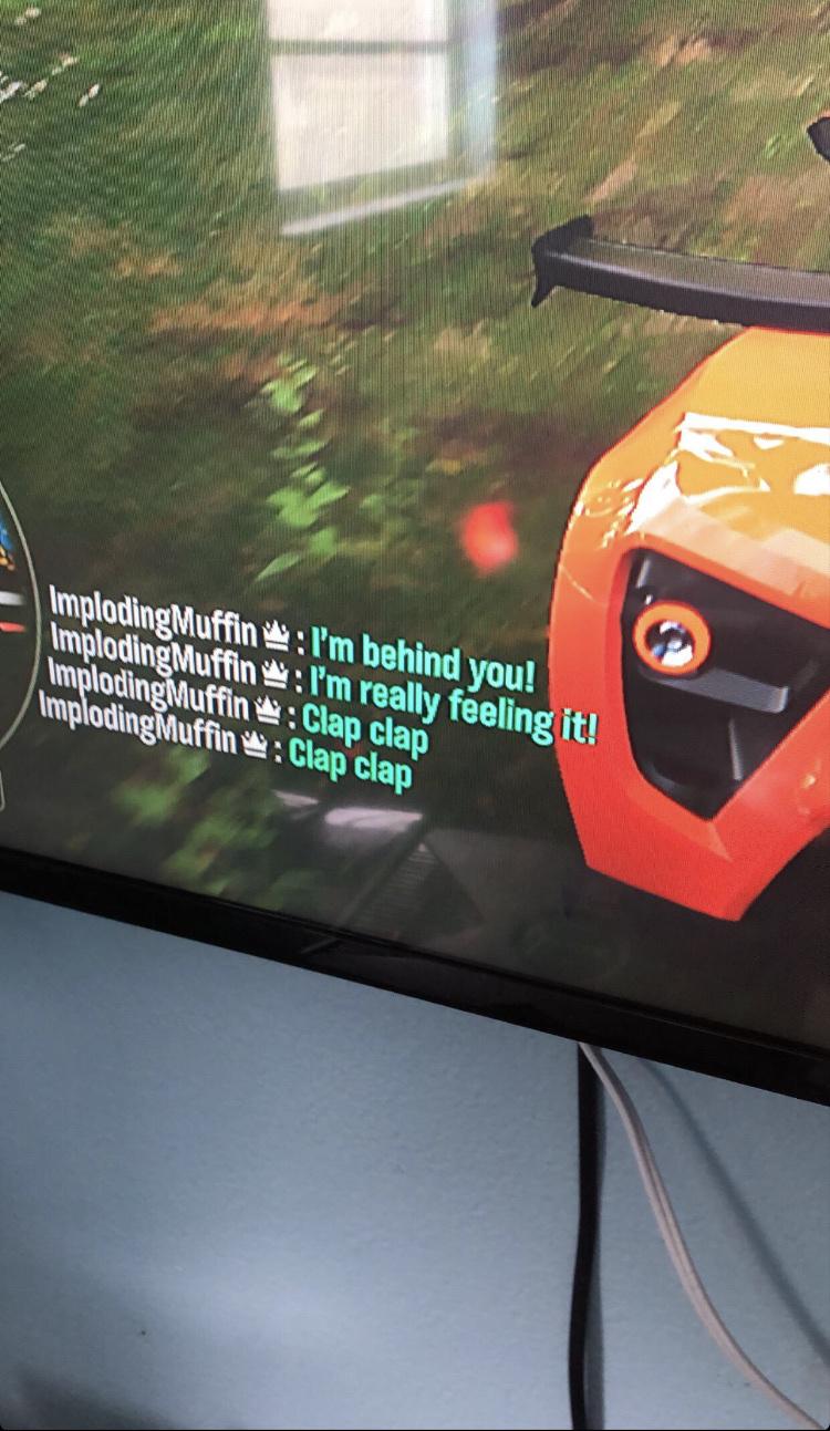 Forza Horizon 4 - meme