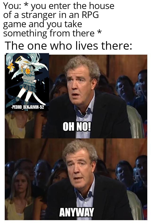 I used to rule the world - meme
