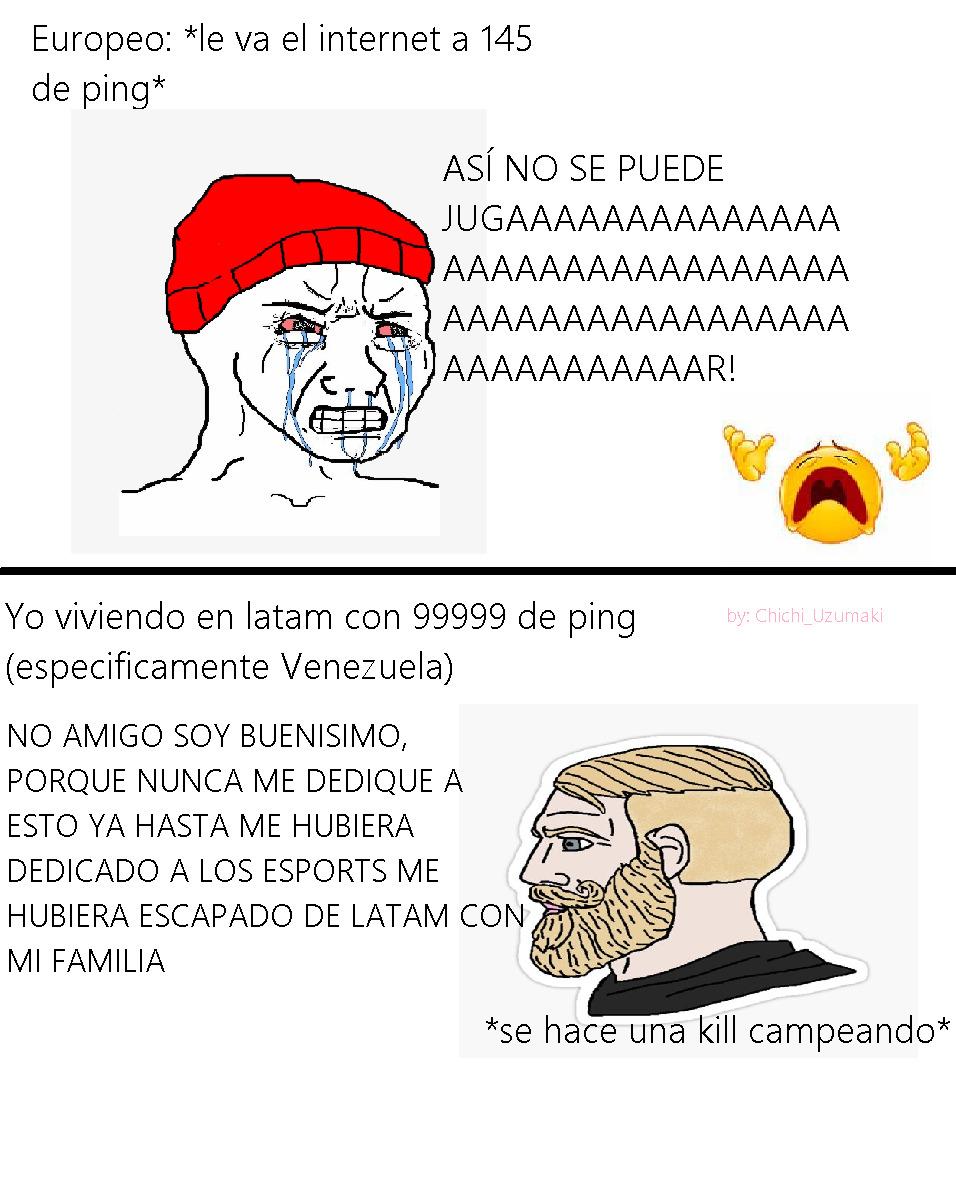 ego=gud - meme