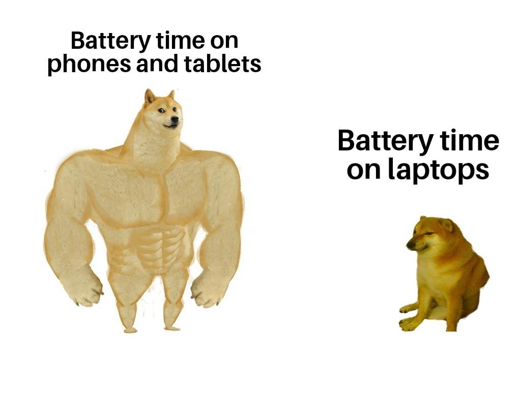 Batteries - meme