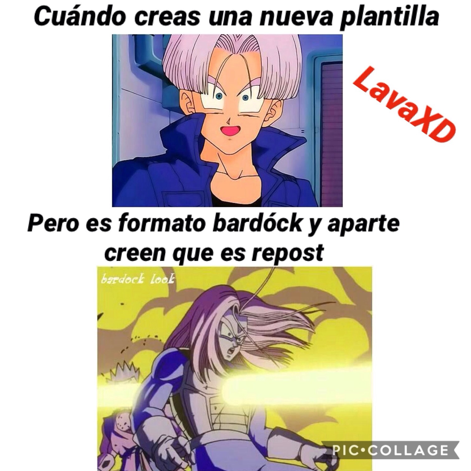 trunks - meme