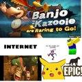 Banjo y kazooie