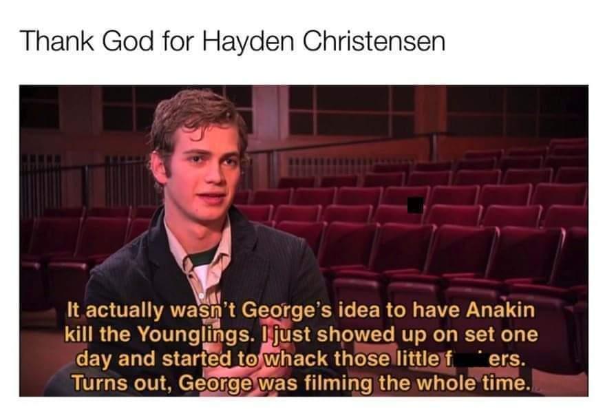 Hayden - meme