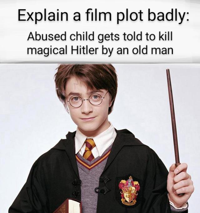 Kill magical Hitler - meme