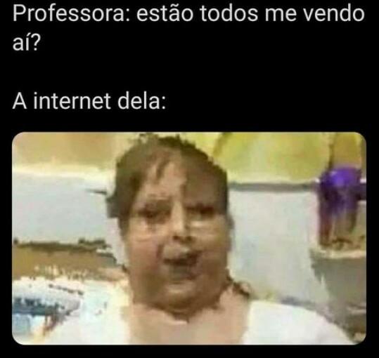 internet da OI - meme