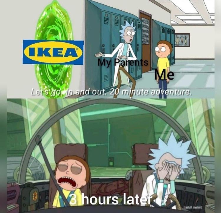 lost - meme