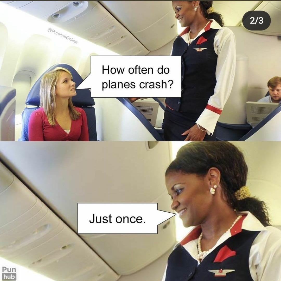 Plane - meme