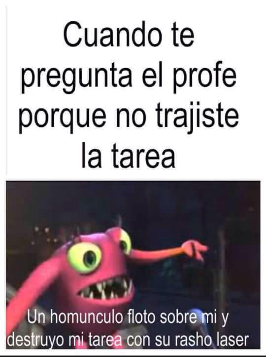 homunculos - meme
