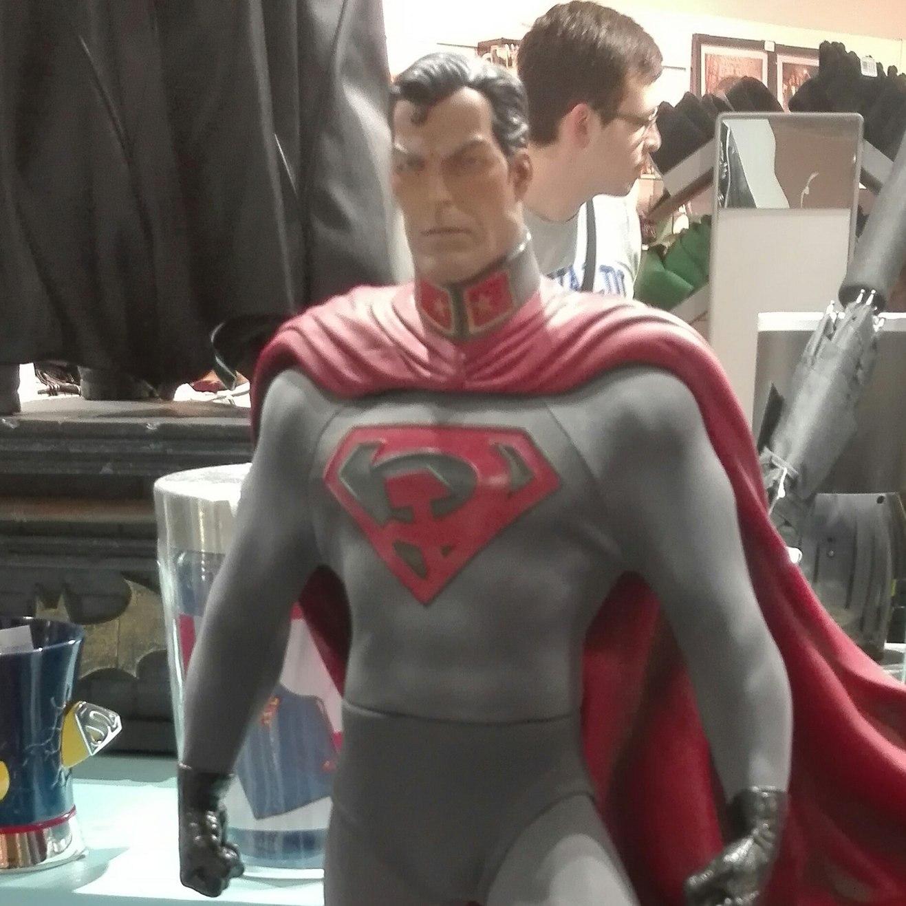 Superman Urss - meme