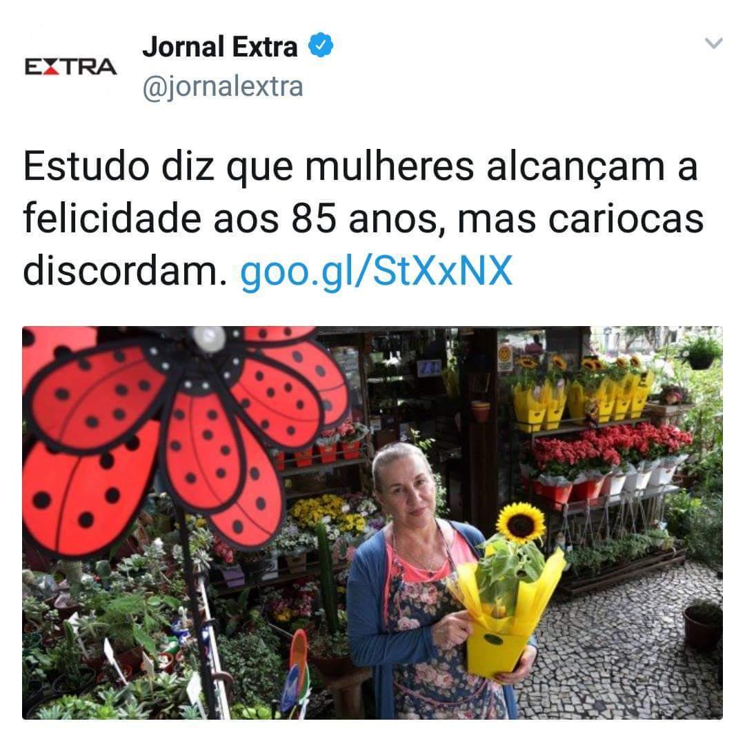 Como se as cariocas sobreviveriam 85 anos sem levar uns tiros - meme