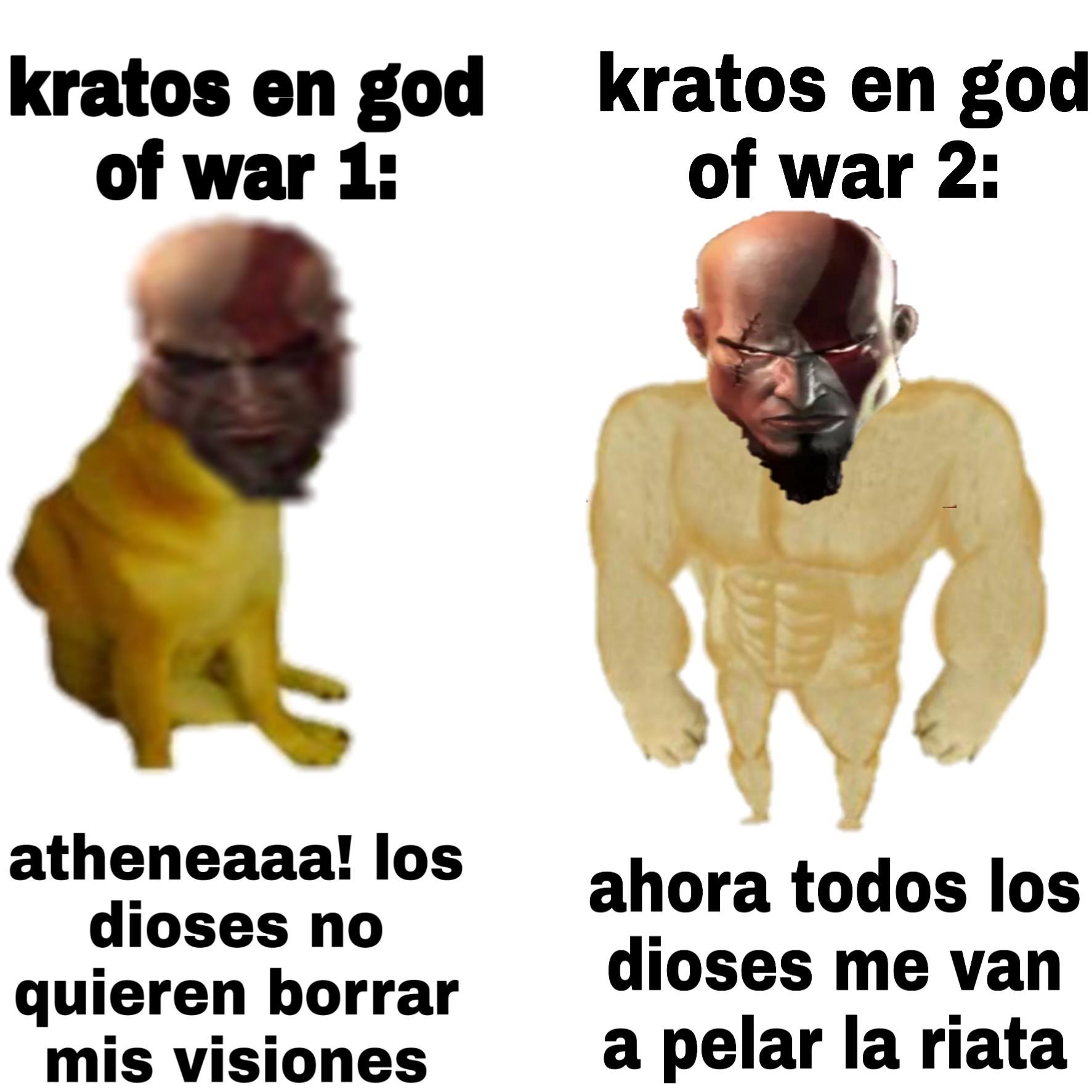 Igual en el 3 - meme