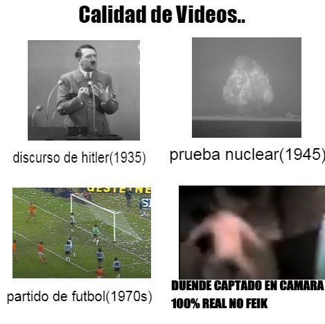 TOP 10 DUENDES CAPTADOS EN CAMARA - meme