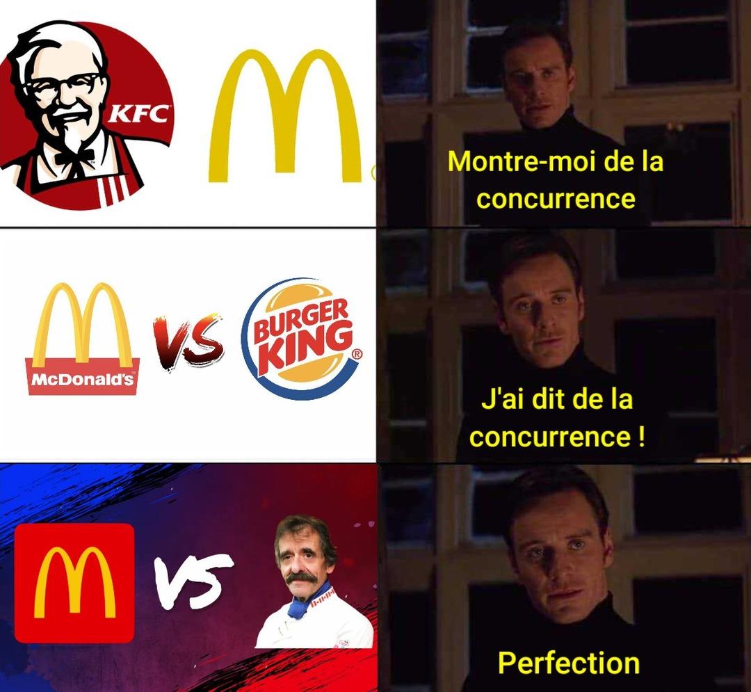 LE MEILLEUR CHEEEEF - meme