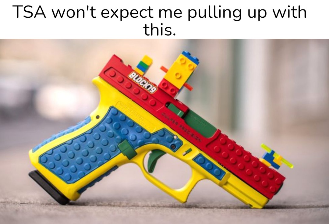 Someone has been  popped in Lego City! - meme