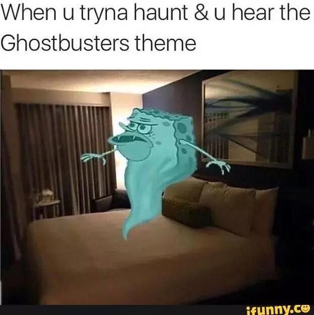 Tururutururu Ghostbusters - meme