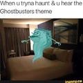 Tururutururu Ghostbusters
