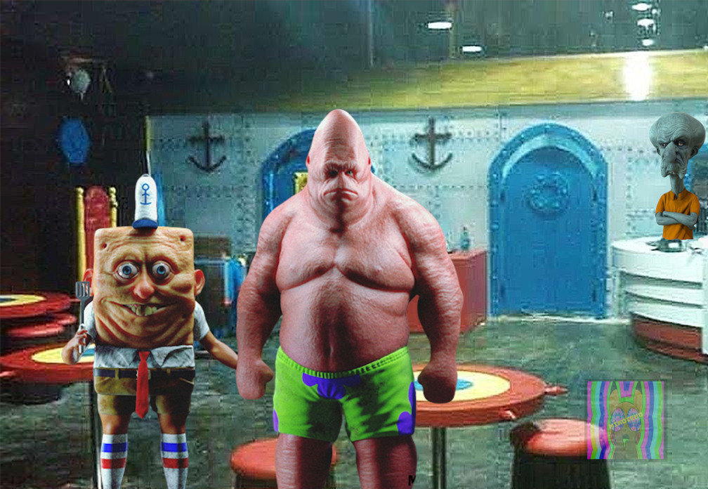 ¿Quién vive en una piña debajo del mar? - meme