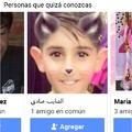 Sistema de recomendación de amigos de Facebook