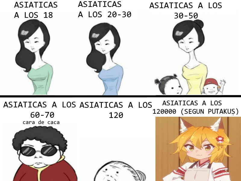 No es meme otaku, es burlándose de como piensan esas cosas XD