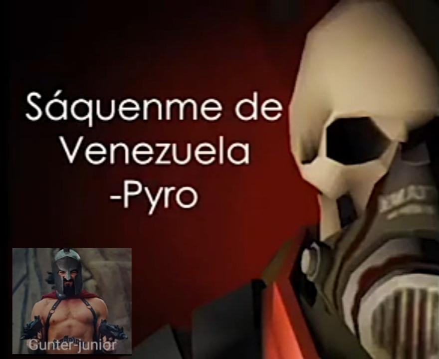 Sacame de Venezuela Spy - meme