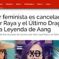 FEMINISTA CANCELADA XDDDDDDDDDDDDDDDDDDDDD