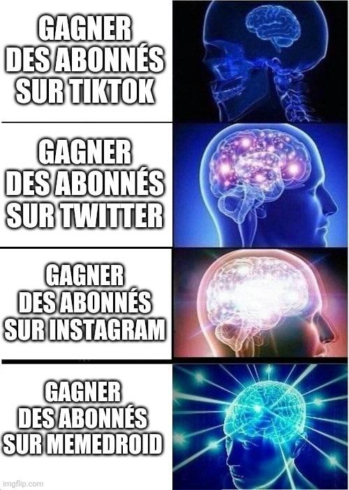 Big Brain Time ! - meme