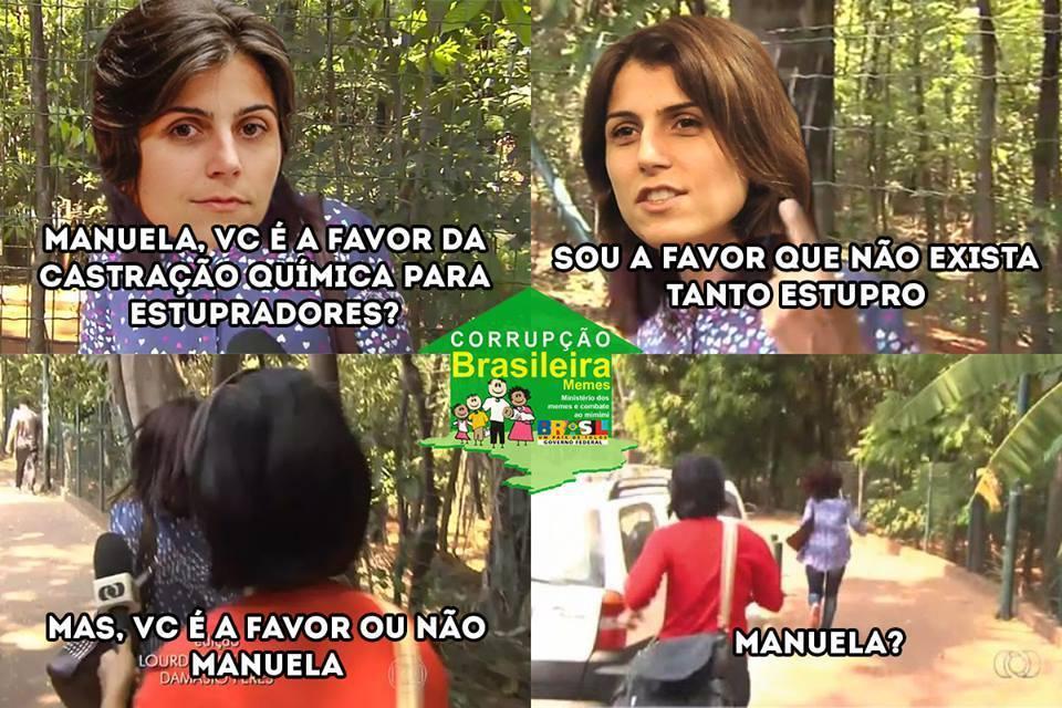 Run, Manuela, Run. - meme