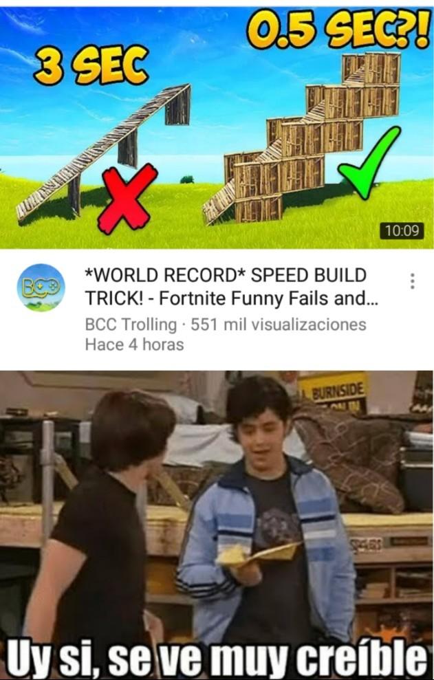 Este título es clickbait - meme