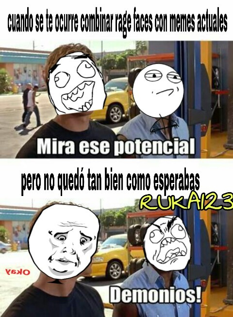 2do intento :/ - meme
