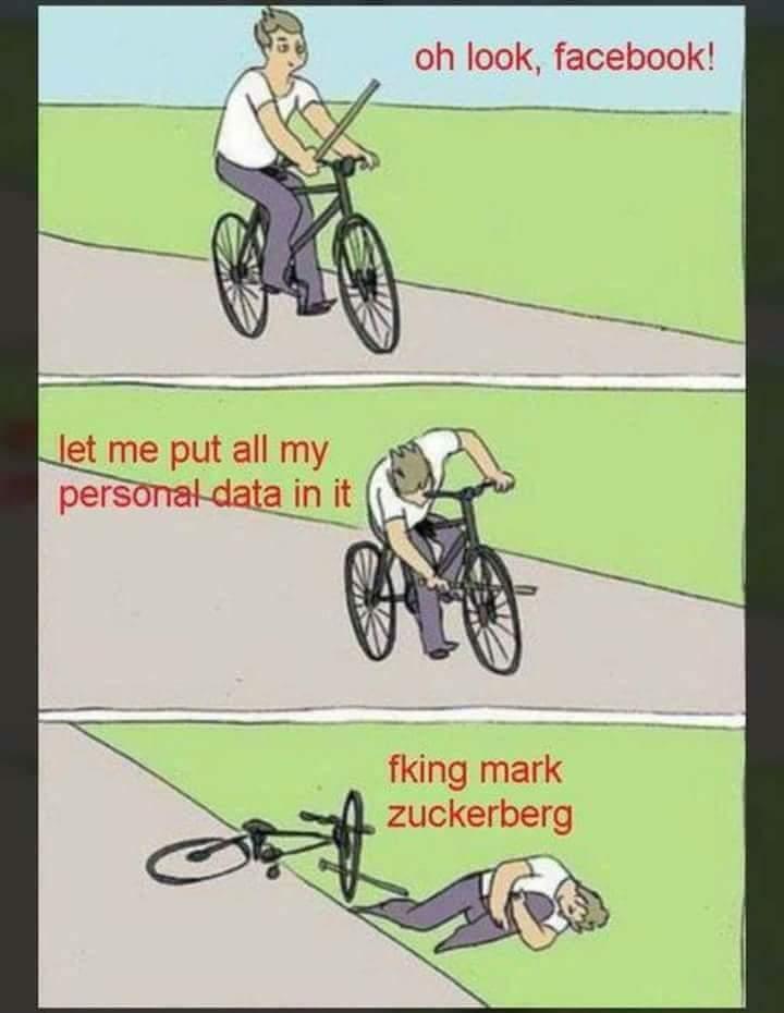 facebook - meme