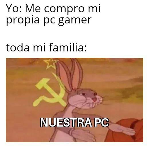 Mi familia: - meme