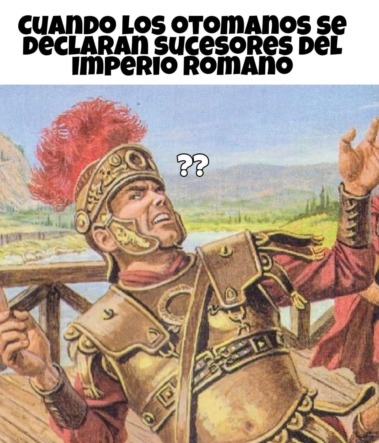 ¿Rusia es la tercera Roma? - meme
