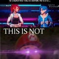 Contexto: Me metí a Google para ver si había icebergs de SMG4, y me encontré una página de Facebook con este maldito meme, lo descargué, lo edité en Paint y ahora Mario va a matar a Belle si se hace novia de Tari :)