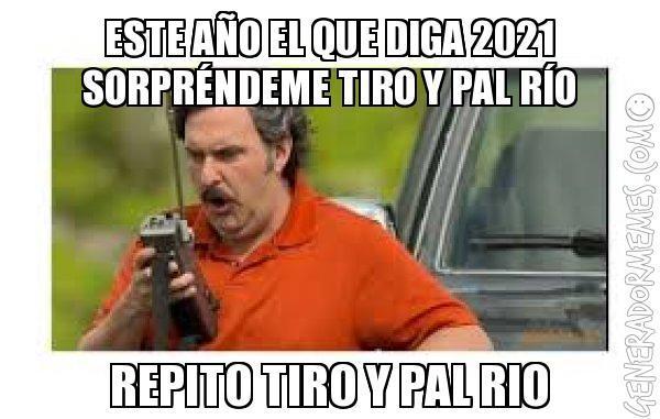 2021 la 2da parte del 2020 - meme