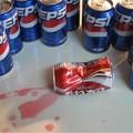 Coke is going down