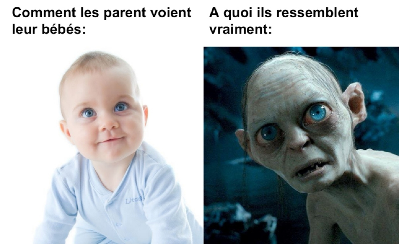 La désolation de Smaug c'est sur France 2 - meme