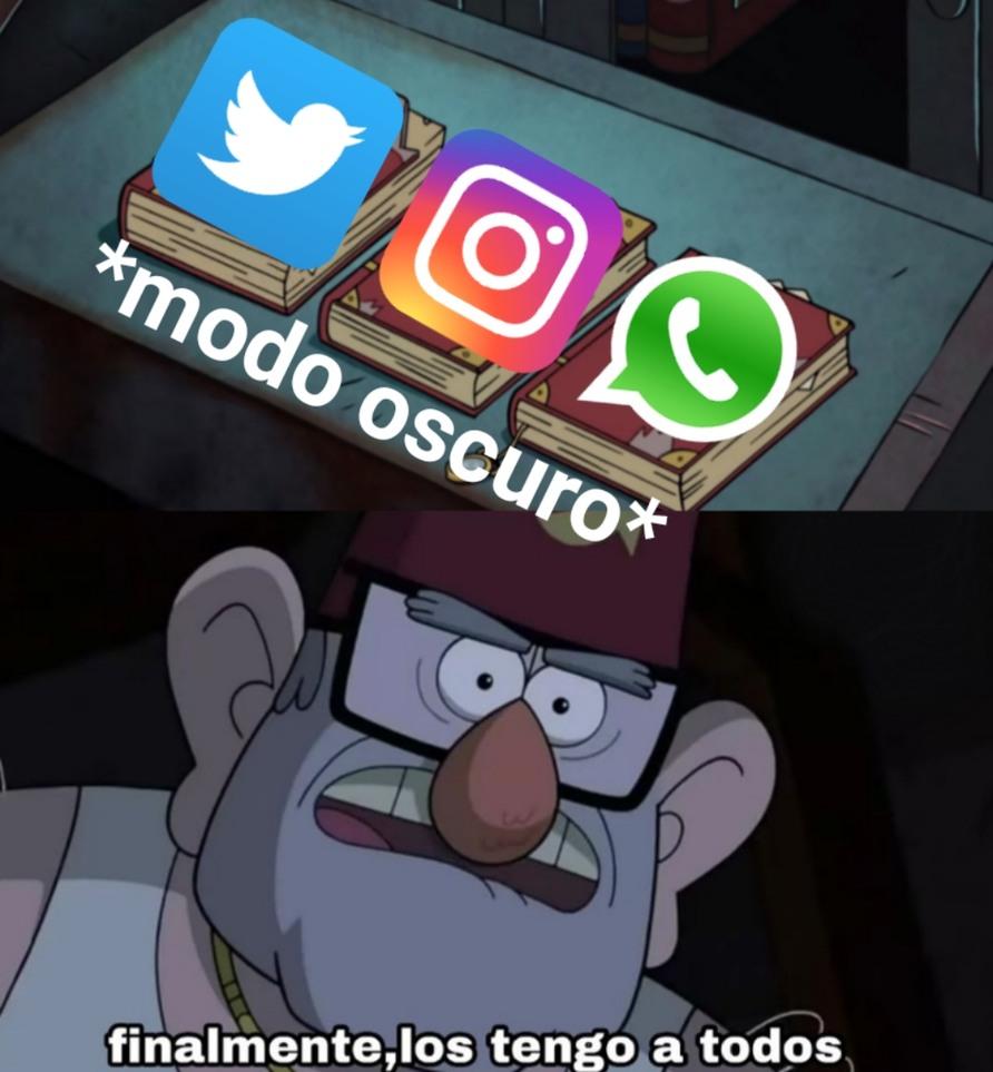 Recién WhatsApp - meme
