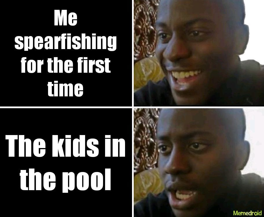 First time? - meme