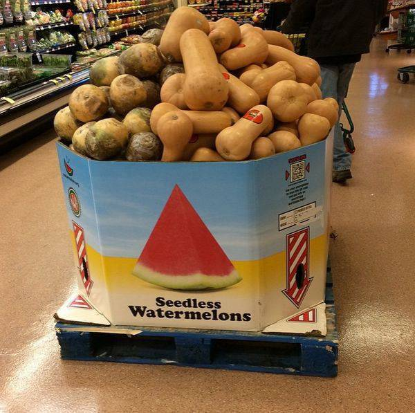 Fruity melons - meme