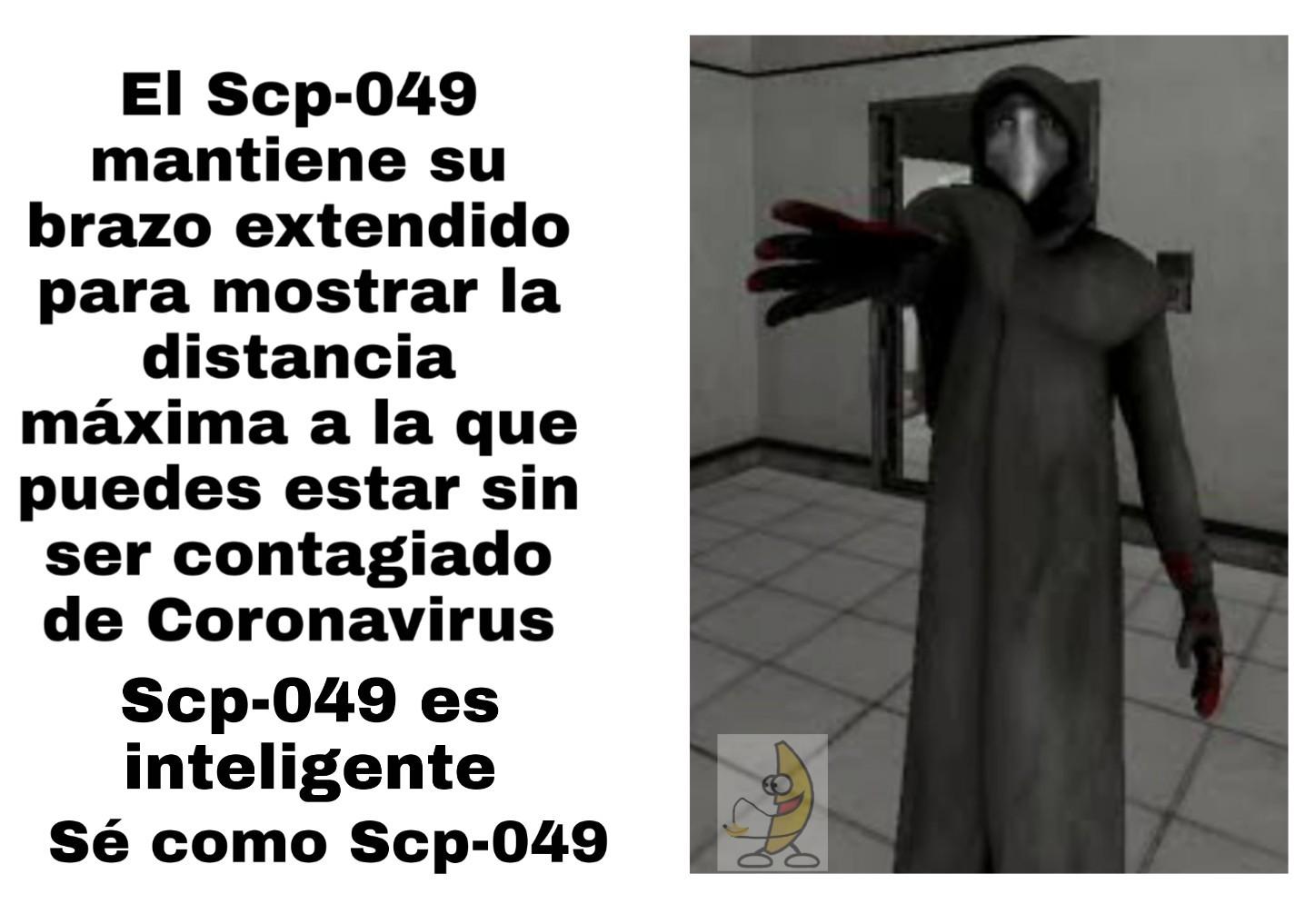 Meme de Scp :D